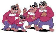 Beagle Boys (Ducktales 1987)
