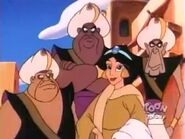Jasmine and The Guards