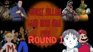 Worst Heroes and Villains War Ever Round 1- The Gathering Begins-0