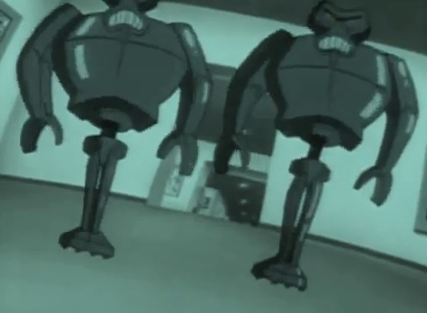 Dr. Claw's Robots