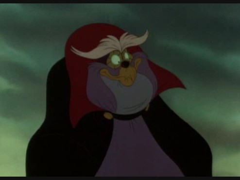 The Grand Duke of Owls