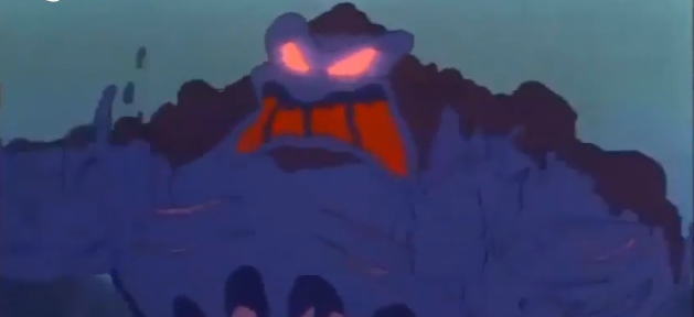 Evil Monster (The Little Mermaid)