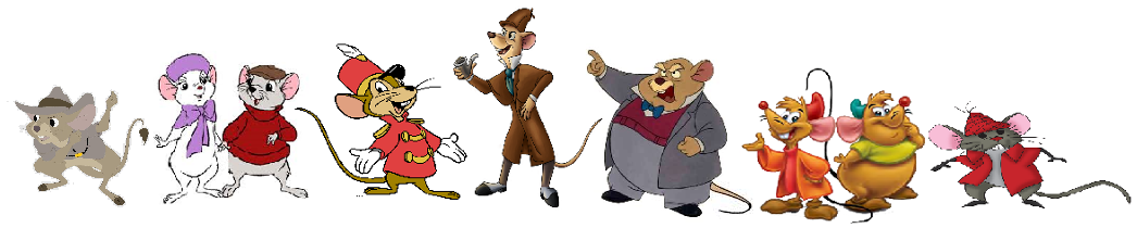 League of Extraordinary Gentlemice