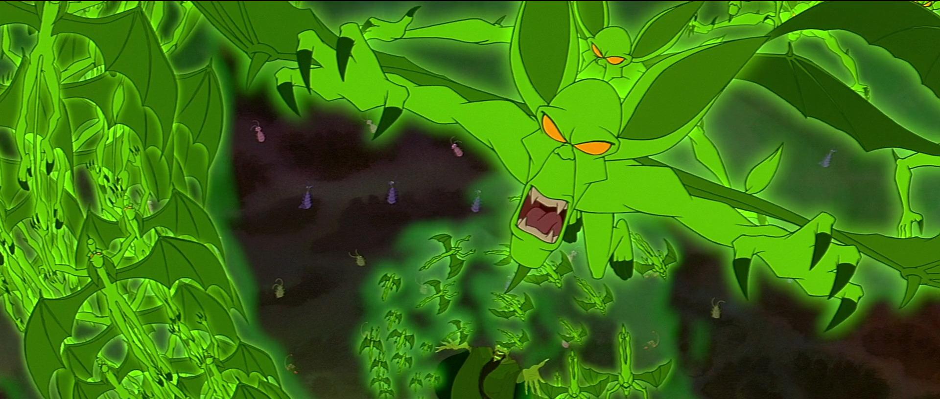 Gargoyles (Anastasia)