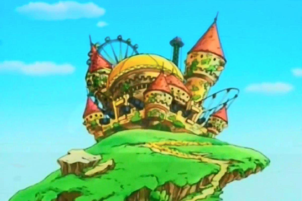 King Dedede's Castle