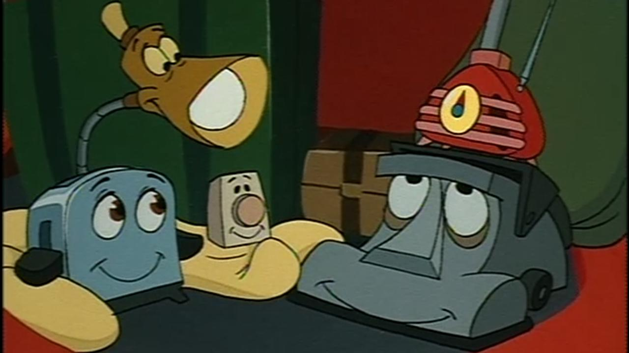 Toaster's Friends
