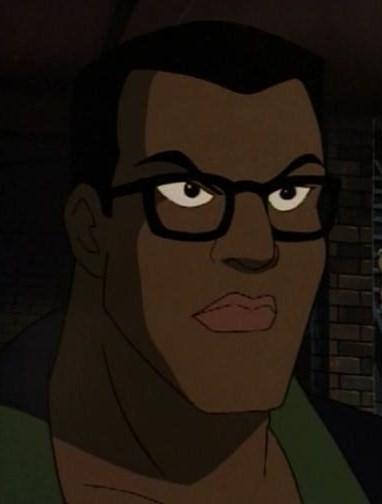 Glasses (Tony Dracon's Henchman)
