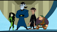 Dr. Drakken Shego Monkey Fist and Duff Killigan
