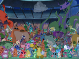 The Experiments (Lilo and Stitch)