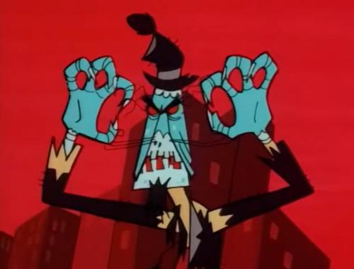 The Abracadaver