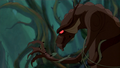Dark Thorny Creatures (Quest for Camelot)