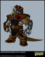 Commander Mozar