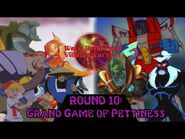 Worst Heroes and Villains War Ever Round 10- Grand Game of Pettiness Part 3 of 4