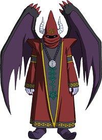 Daemon/ Creepymon