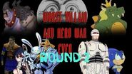 Worst Heroes and Villains War Ever Round 2- Searching for the Stainless