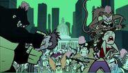 Mojo Jojo's Ape Army PPG