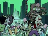 Mojo Jojo's Ape Army