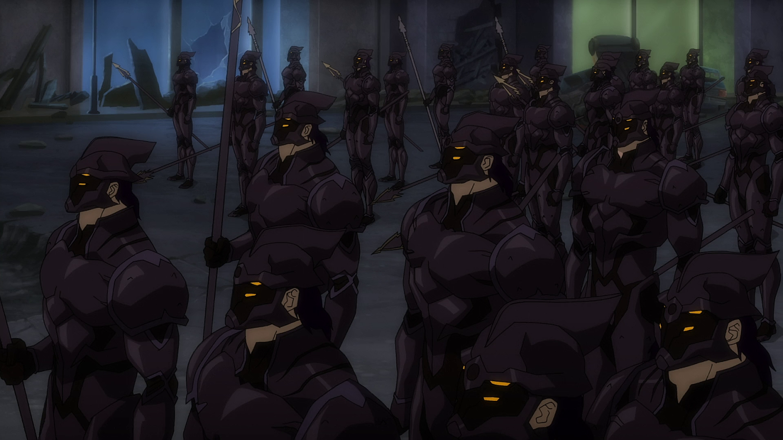 Atlantean Soldiers (DC)