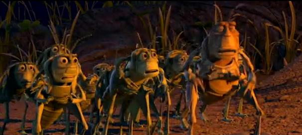 Hopper's Grasshoppers