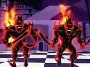 Fire Demons of Wotan DC
