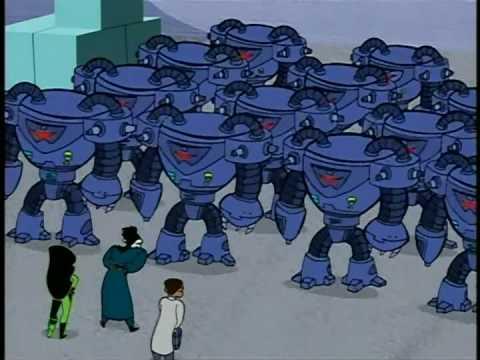 Dr. Drakken's Destruction Robots
