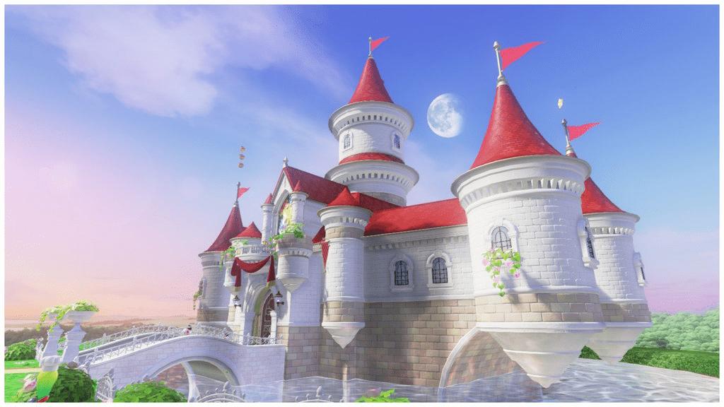 Princess Peach's Castle