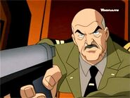 General Wade Eiling (Justice League Unlimited)