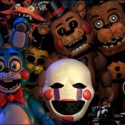 The Animatronics (Five Nights at Freddy's)
