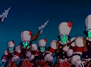 Winkie Guards Animated Tv Show