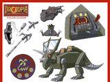 Ogthar's Mechanical Robots