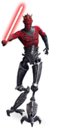 Darth maul CGI