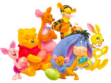 Pooh's Friends