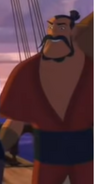 Unknown Pirate Sinbad