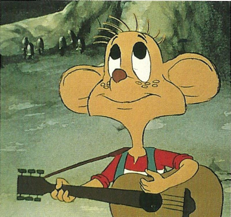 Daniel Mouse