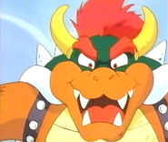 Bowser Animated alterne