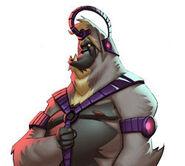 Skunk-ape-sam-max-penal-zone
