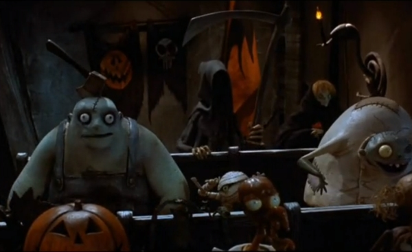 Halloween Town's Residents