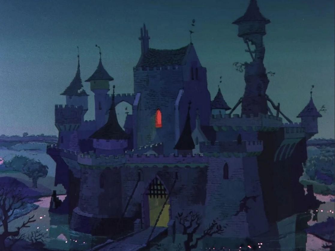 Sir Ector's castle