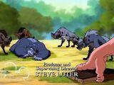 Hyenas (The Legend of Tarzan)