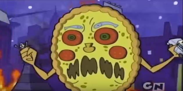 Pizza Monsters