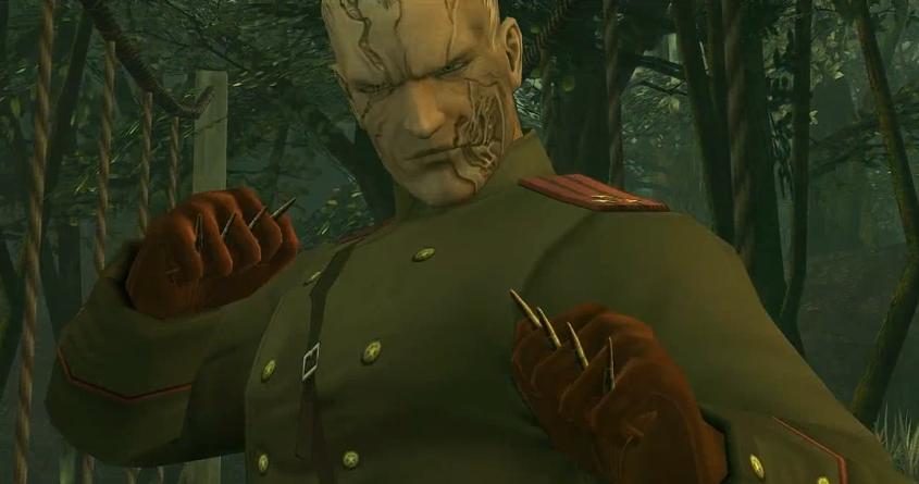 Colonel Volgin