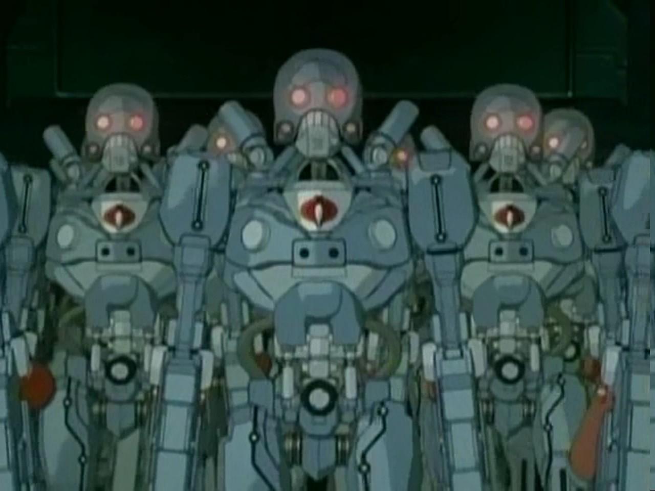 Cobra Robots