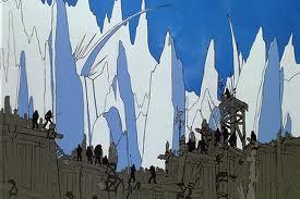 Nekron's Glaciers