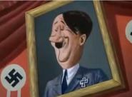 Hitler's Happy Portrait Education for Death