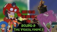 Worst Heroes And Villains War Ever Round 8 The Videolympics Part 2 of 3