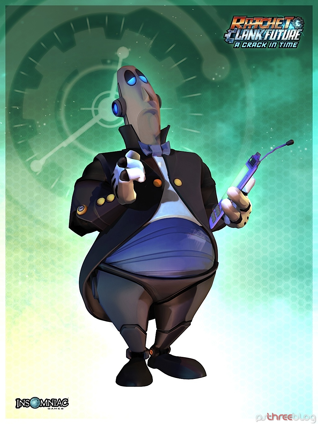 Lawrence (Ratchet & Clank)