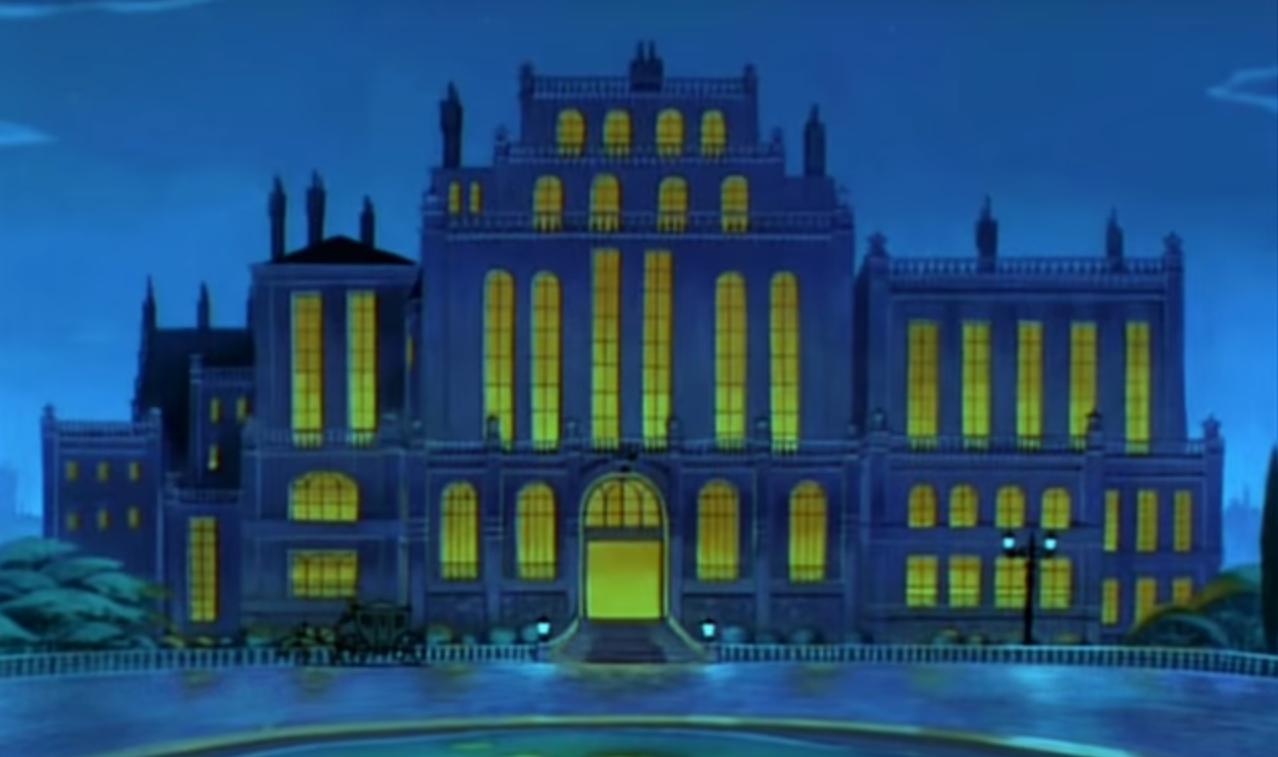 King James' Palace