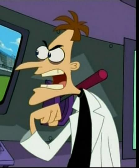 Doctor Doofenshmirtz