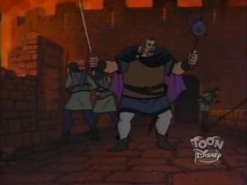 Princess Katharine's Guards