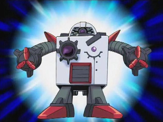 NME Robot